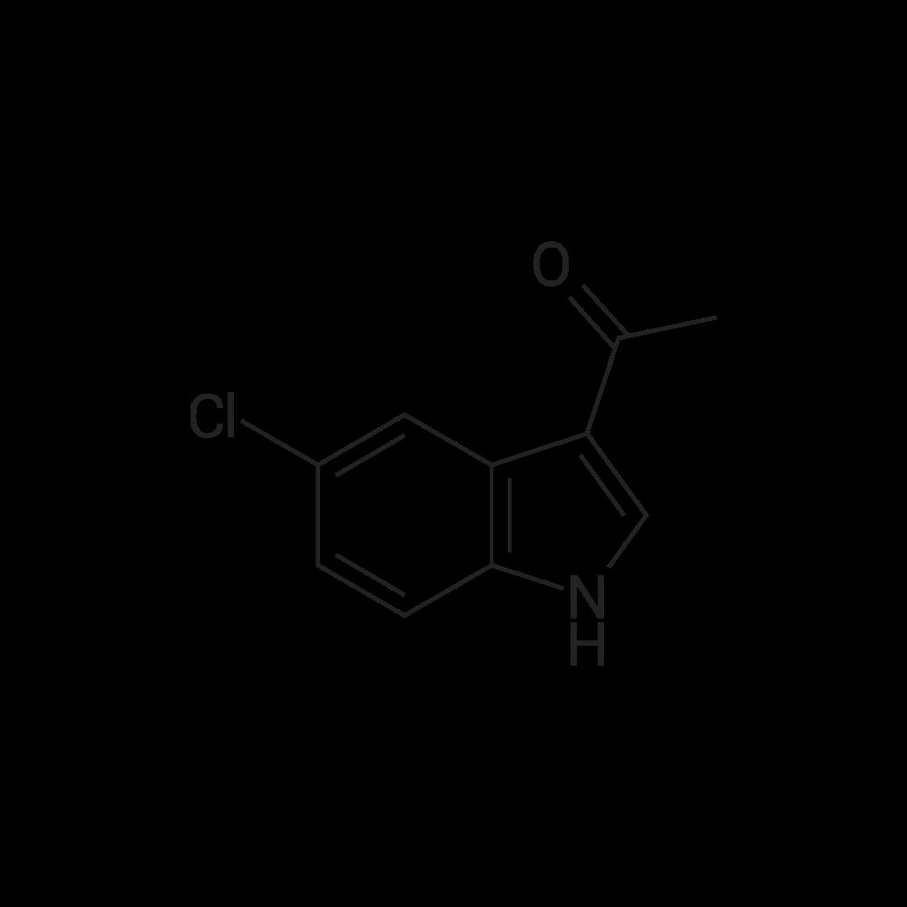 1-(5-Chloro-1H-indol-3-yl)ethanone