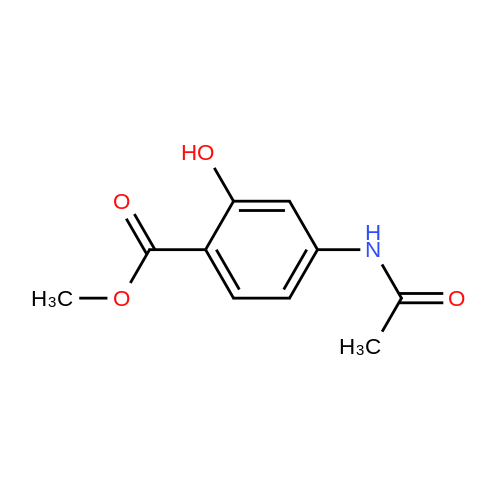 Methyl 4-acetamido-2-hydroxybenzoate