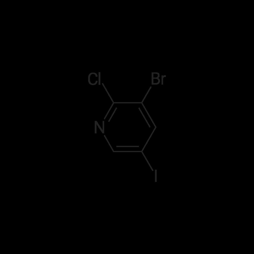 3-Bromo-2-chloro-5-iodopyridine