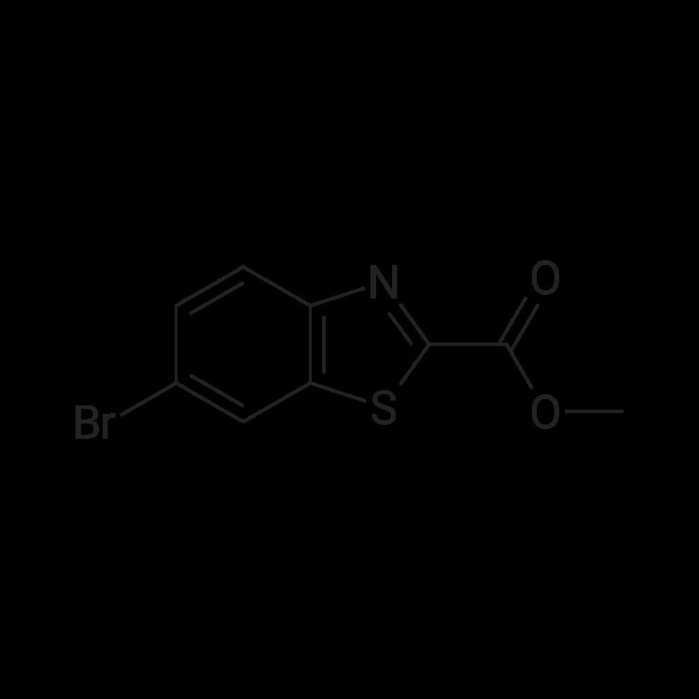 Methyl 6-bromobenzo[d]thiazole-2-carboxylate