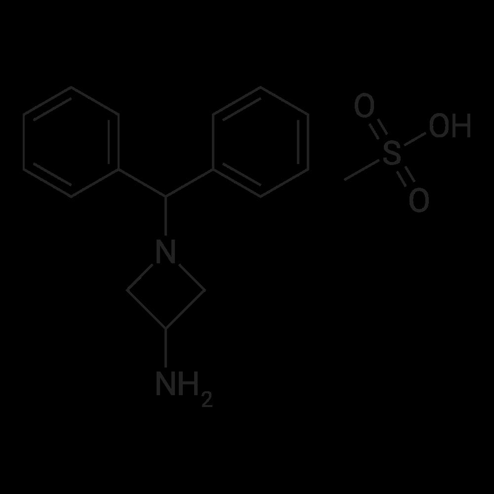 3-Amino-1-benzhydryl-azetidine mesylate