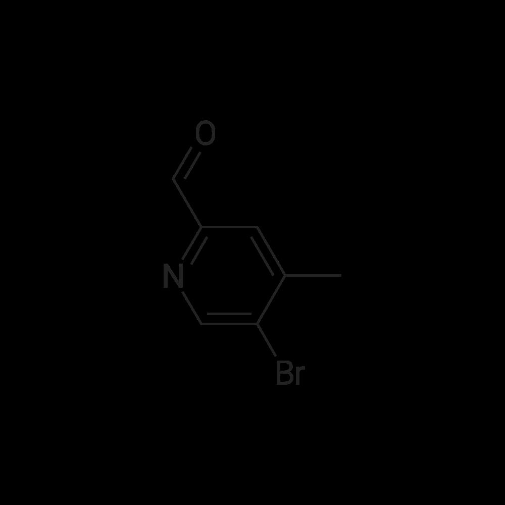 5-Bromo-4-methylpicolinaldehyde