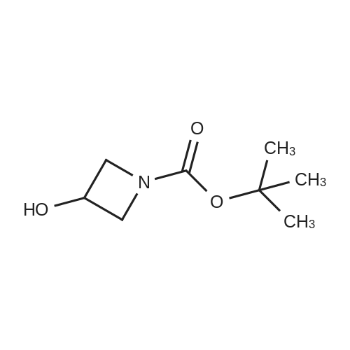 tert-Butyl 3-hydroxyazetidine-1-carboxylate