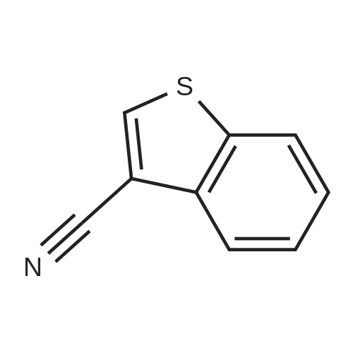 Benzo[b]thiophene-3-carbonitrile