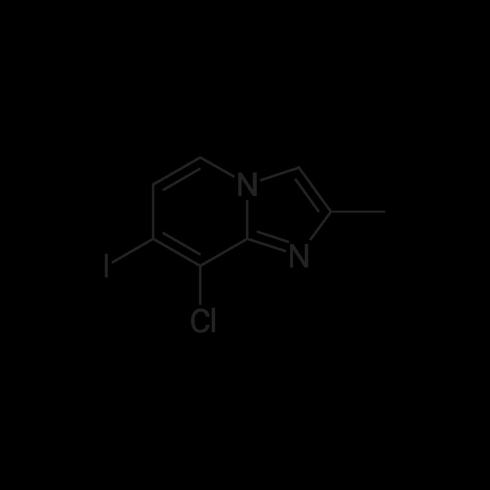 8-Chloro-7-iodo-2-methylimidazo[1,2-a]pyridine