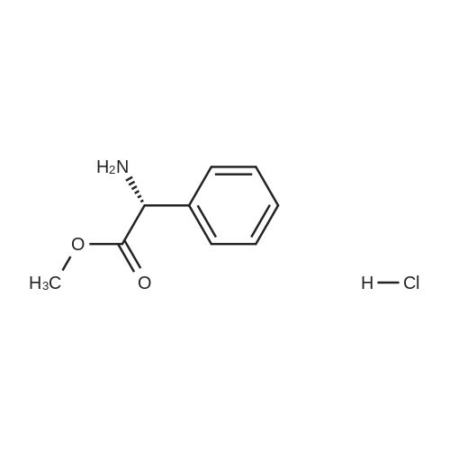 (R)-(-)-2-Phenylglycine methyl ester hydrochloride