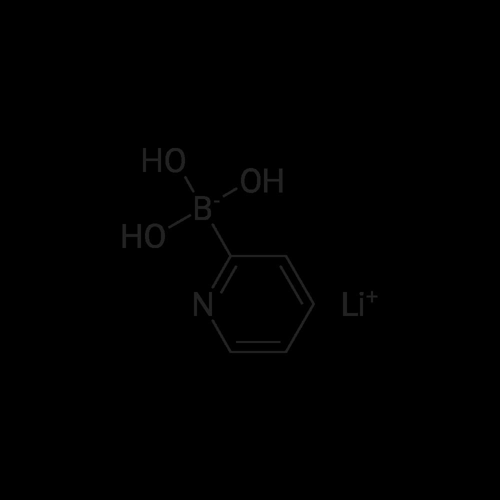 Lithium trihydroxy(pyridin-2-yl)borate