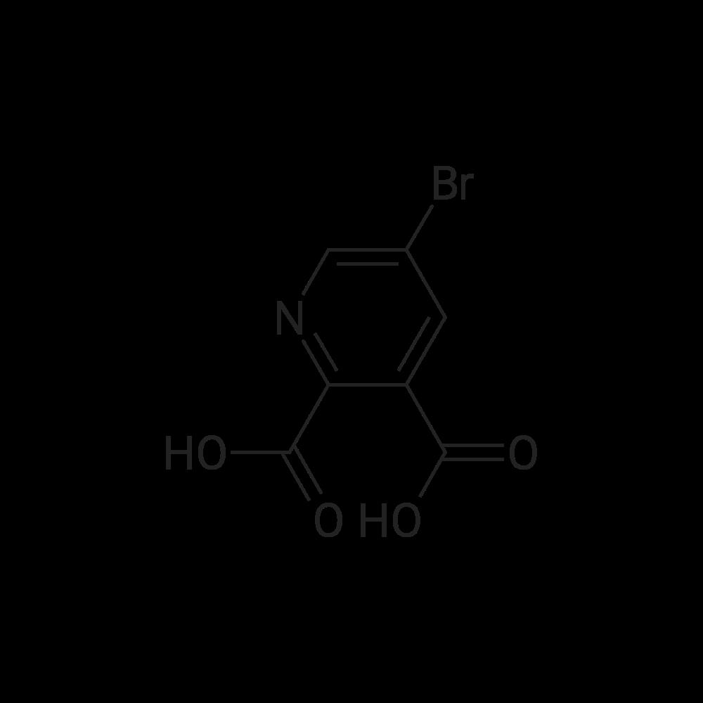 5-Bromopyridine-2,3-dicarboxylic acid
