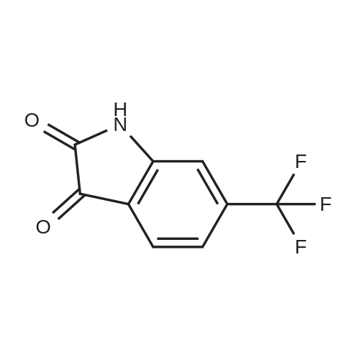 6-Trifluoromethylisatin