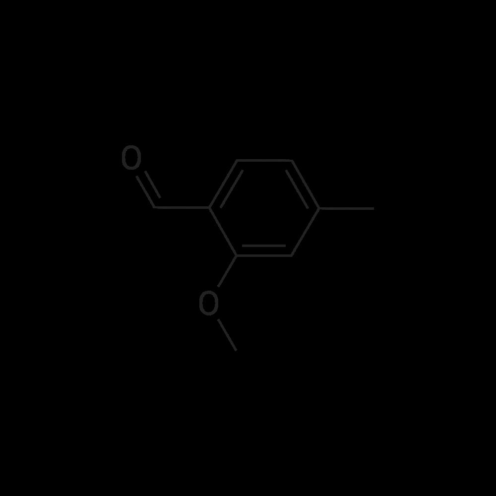 2-Methoxy-4-methylbenzaldehyde
