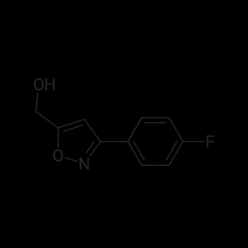 (3-(4-Fluorophenyl)isoxazol-5-yl)methanol