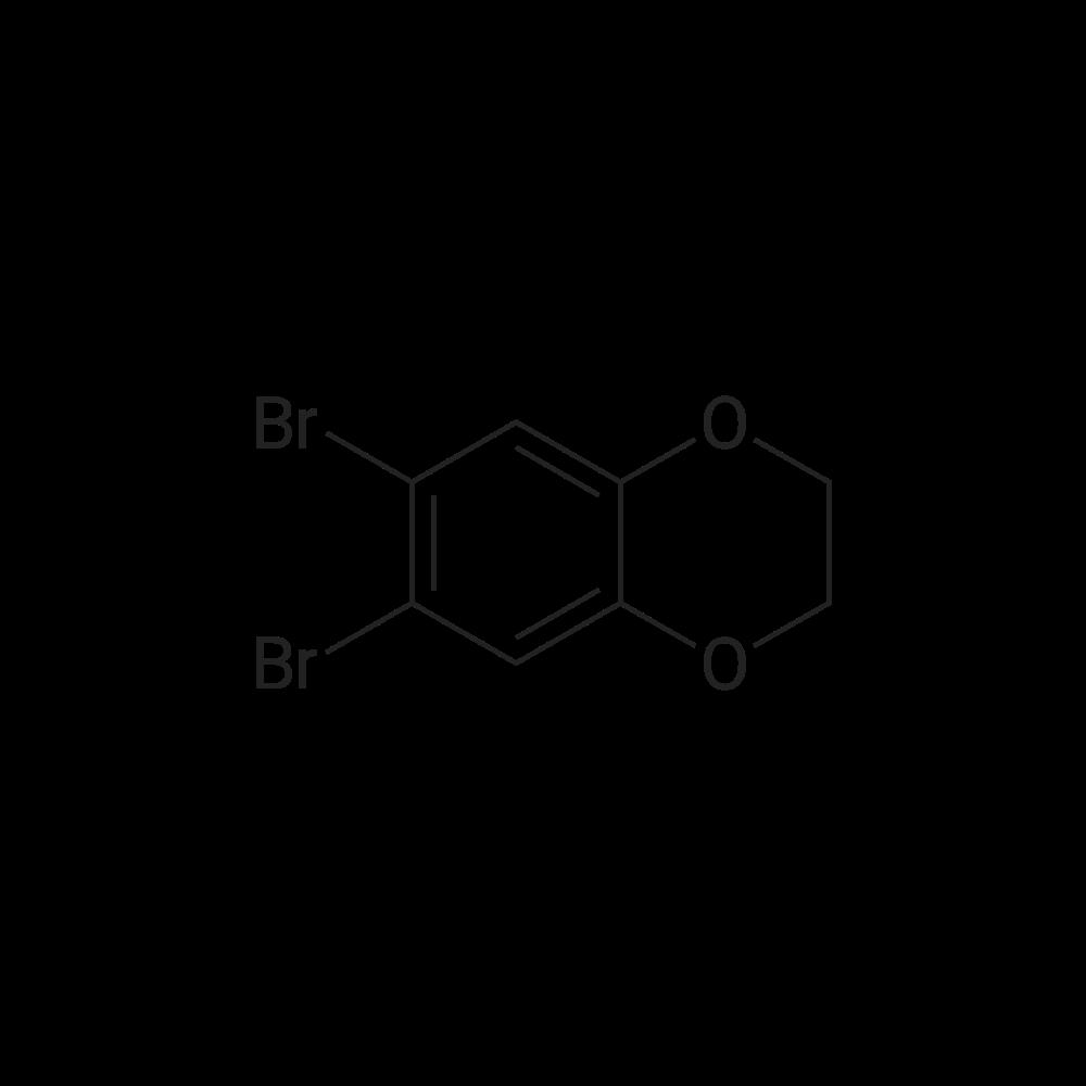 6,7-Dibromo-2,3-dihydrobenzo[b][1,4]dioxine