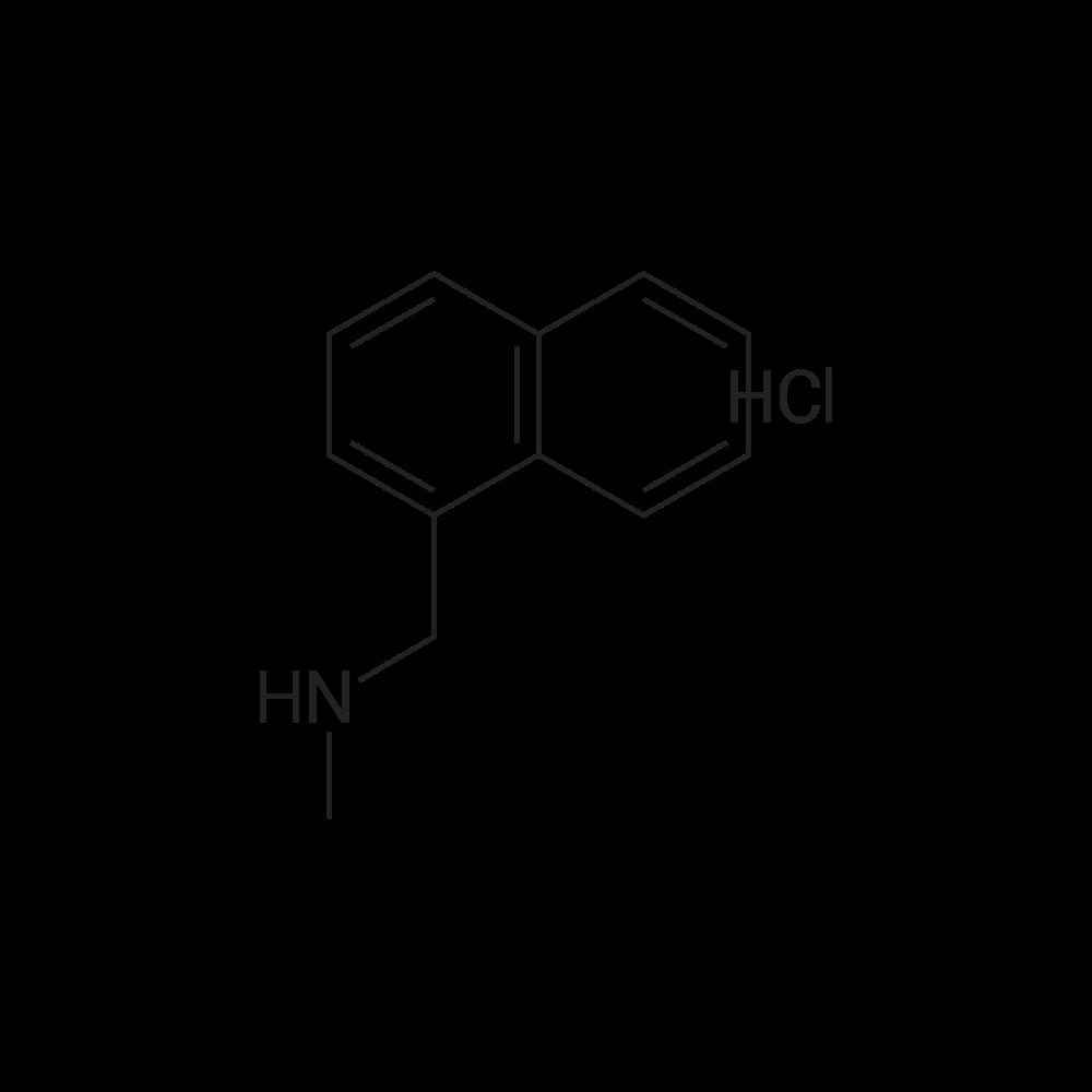N-Methyl-1-(naphthalen-1-yl)methanamine hydrochloride