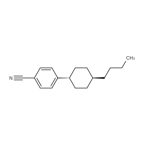 4-(trans-4-Butylcyclohexyl)benzonitrile