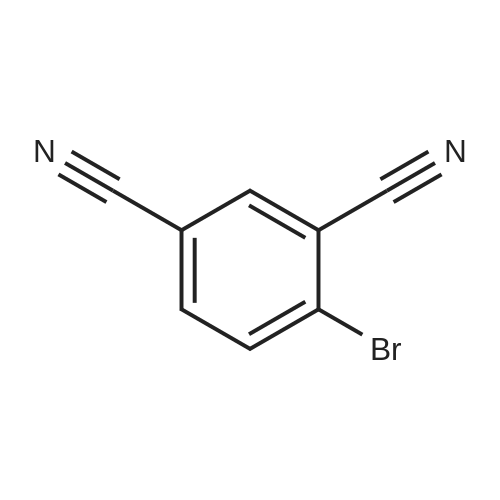 4-Bromoisophthalonitrile