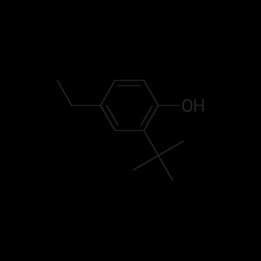 2-(tert-Butyl)-4-ethylphenol