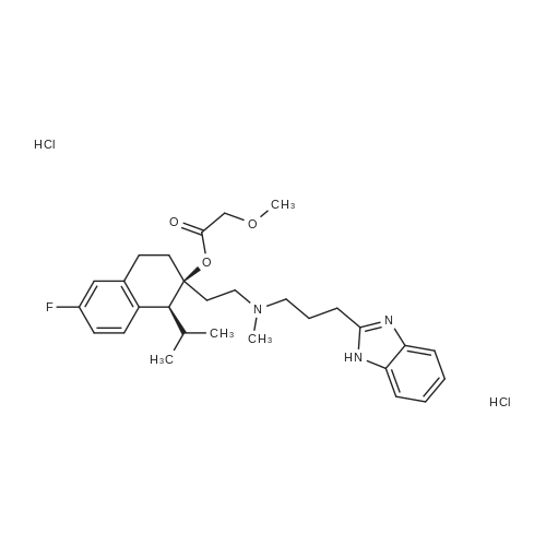 Mibefradil dihydrochloride