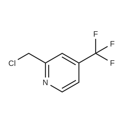 2-(Chloromethyl)-4-(trifluoromethyl)pyridine