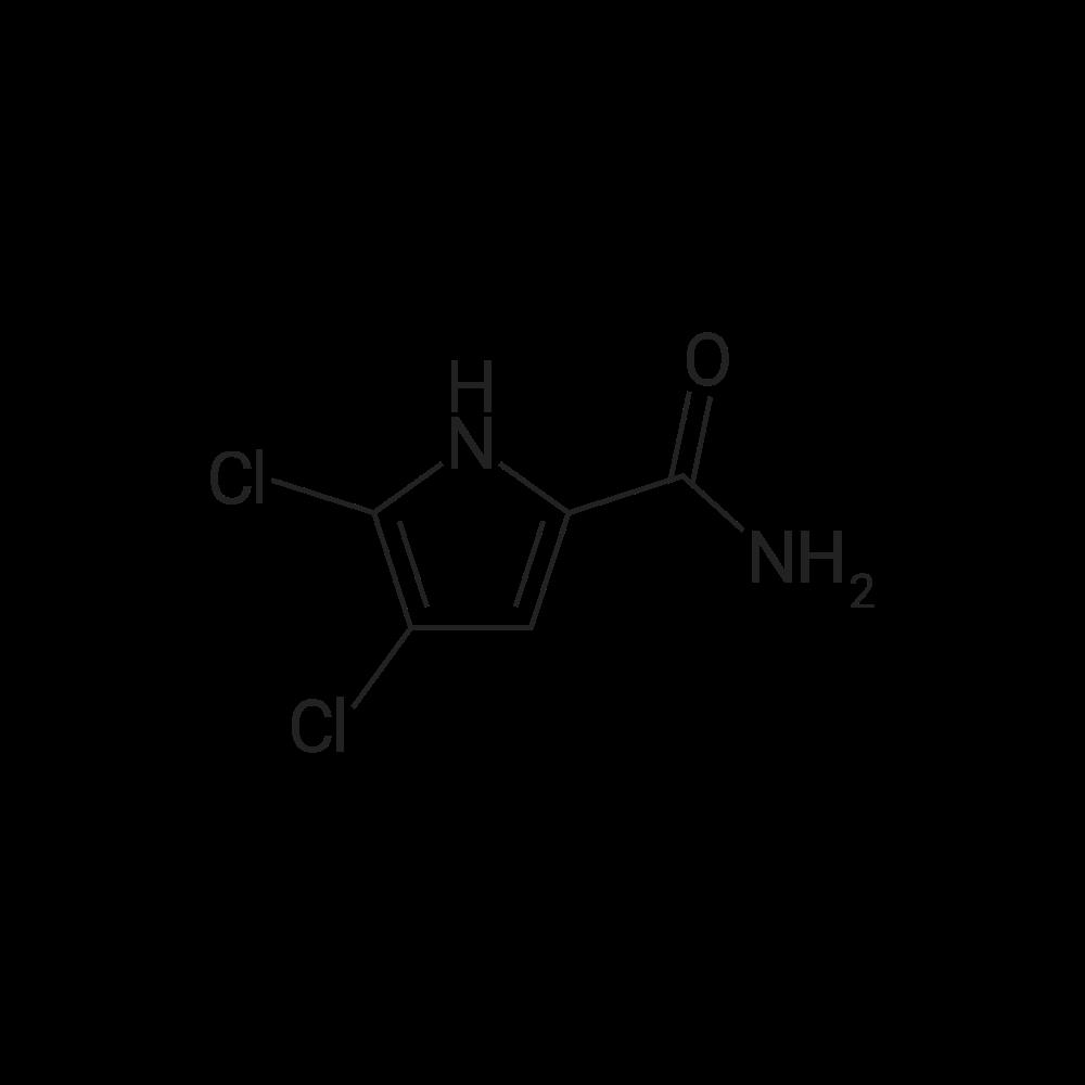 4,5-Dichloro-1H-pyrrole-2-carboxamide