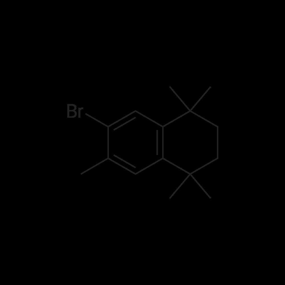 6-Bromo-1,1,4,4,7-pentamethyl-1,2,3,4-tetrahydronaphthalene
