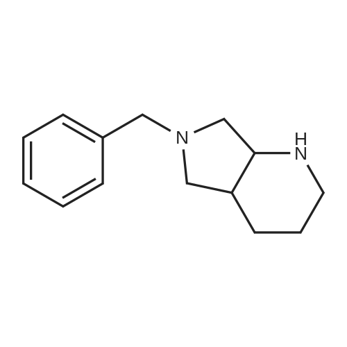 6-Benzyl-octahydropyrrolo[3,4-b]pyridine