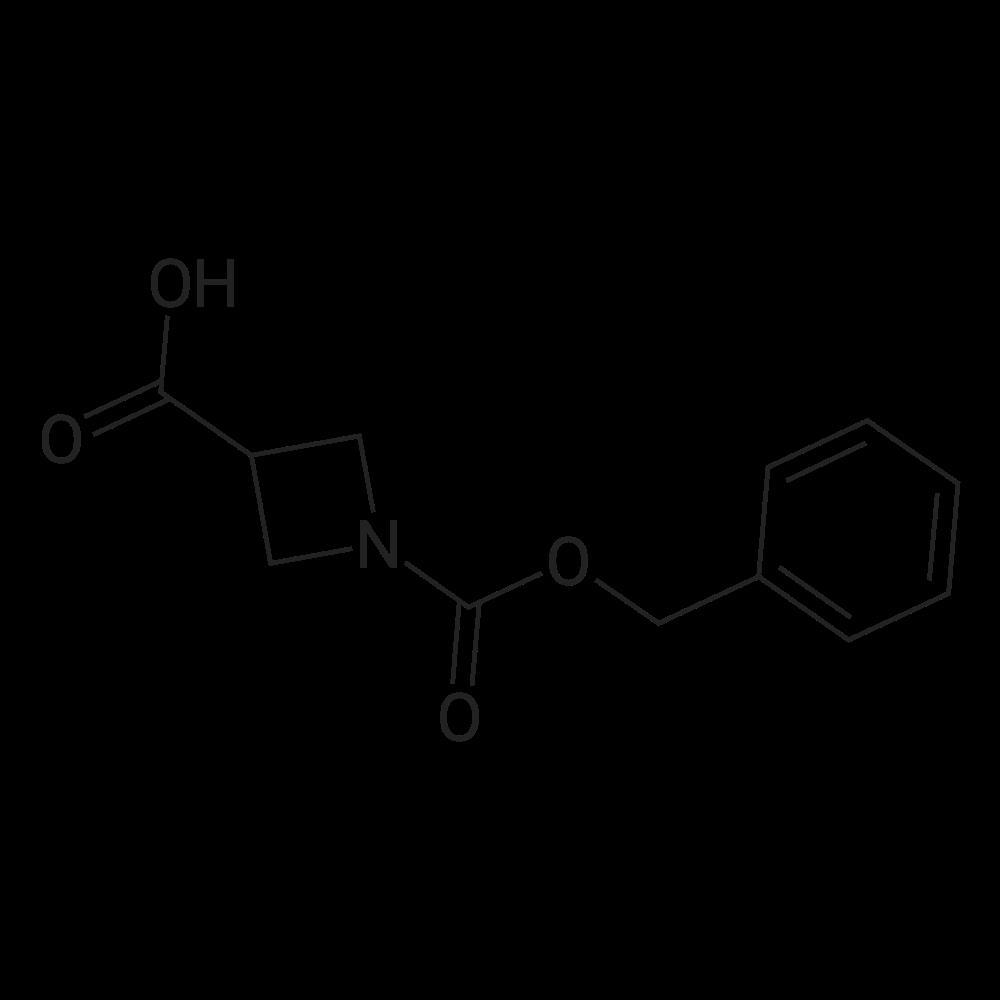 1-Cbz-Azetidine-3-carboxylic acid