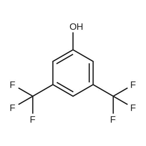 Chemical Structure  349-58-6
