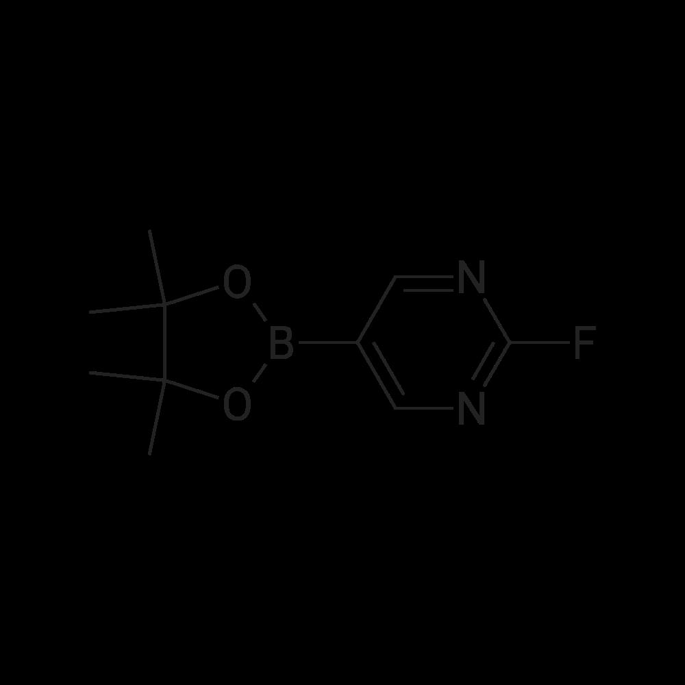 2-Fluoro-5-(4,4,5,5-tetramethyl-1,3,2-dioxaborolan-2-yl)pyrimidine