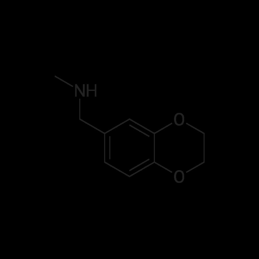 1-(2,3-Dihydrobenzo[b][1,4]dioxin-6-yl)-N-methylmethanamine