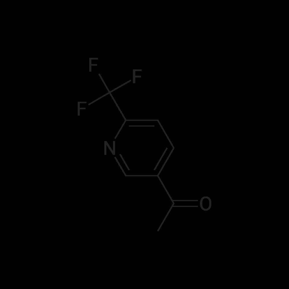 1-(6-(Trifluoromethyl)pyridin-3-yl)ethanone