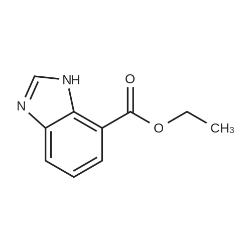 Ethyl 1H-benzo[d]imidazole-7-carboxylate