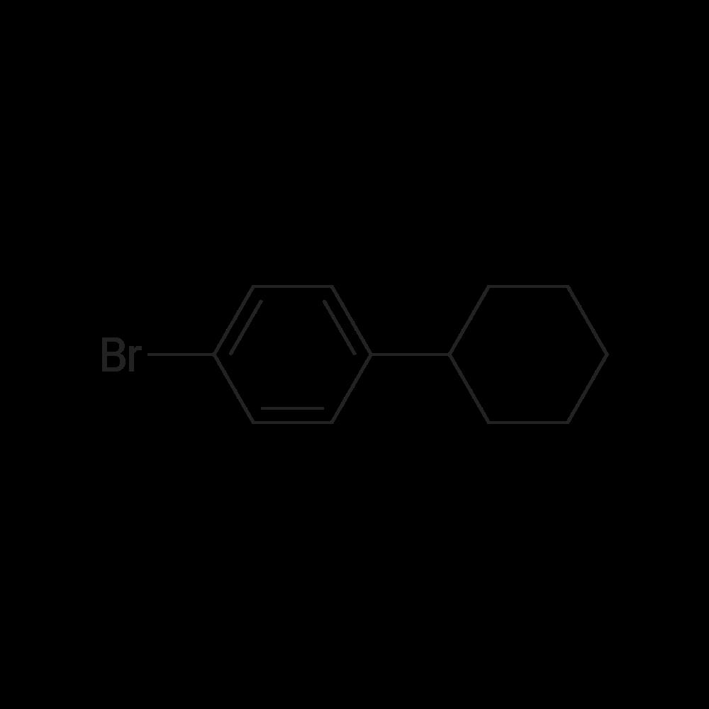 1-Bromo-4-cyclohexylbenzene