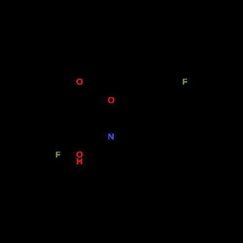 5-(2-Fluorophenyl)-2-((2-fluorophenyl)ethynyl)-4-hydroxy-6H-1,3-oxazin-6-one