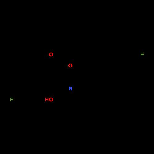 5-(3-Fluorophenyl)-2-((3-fluorophenyl)ethynyl)-4-hydroxy-6H-1,3-oxazin-6-one
