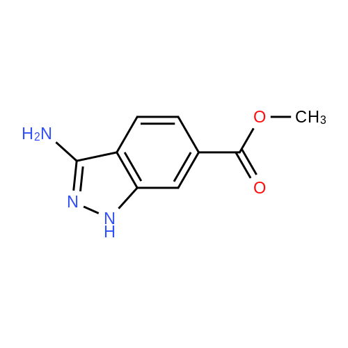 Methyl 3-amino-1H-indazole-6-carboxylate