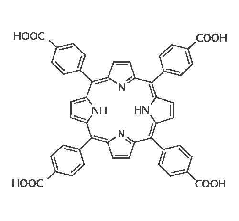 4,4,4,4-(Porphine-5,10,15,20-tetrayl)tetrakis(benzoic acid)