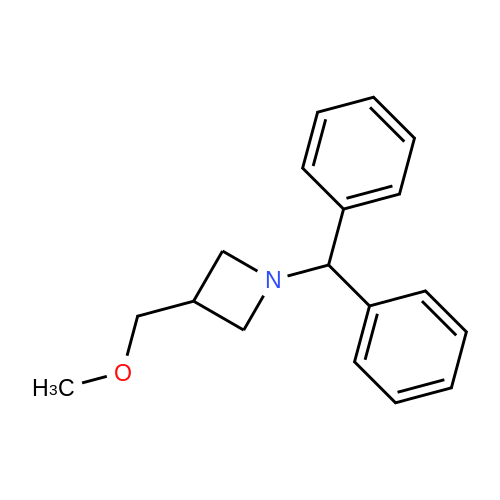 1-Benzhydryl-3-(methoxymethyl)azetidine