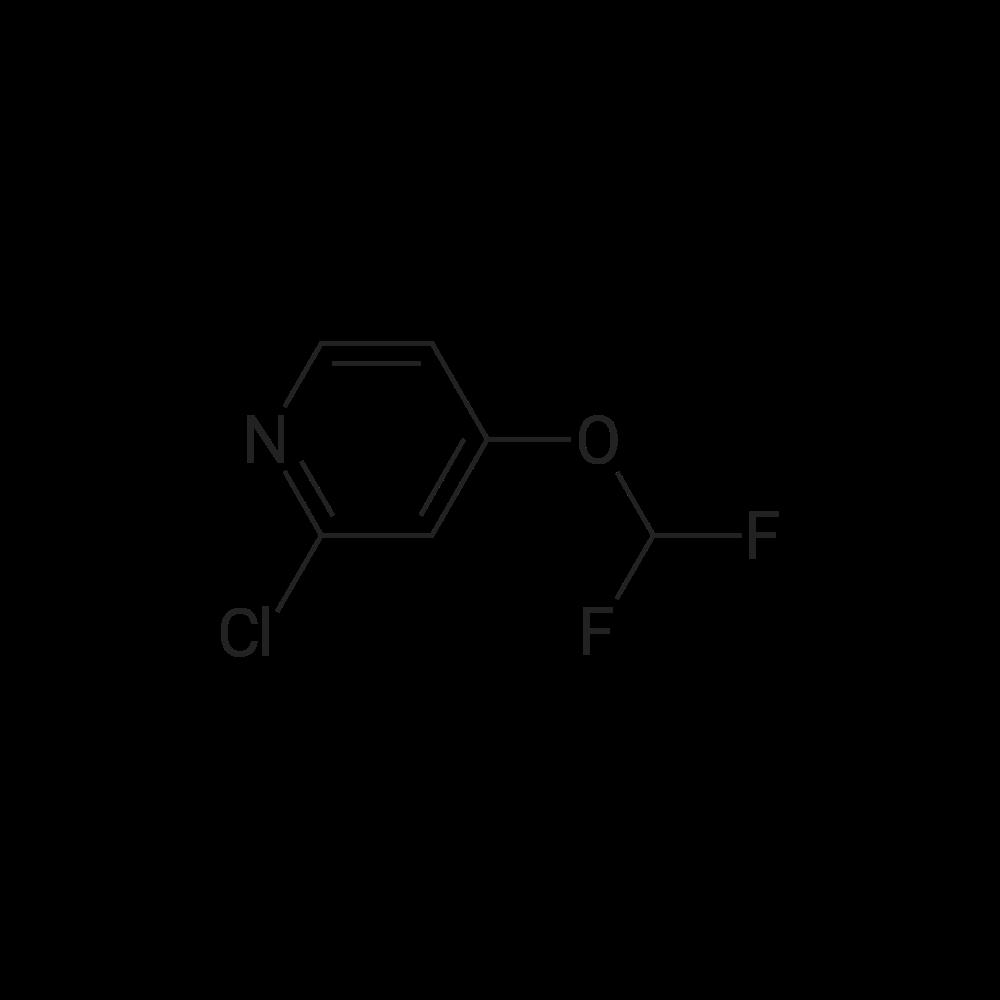 2-Chloro-4-(difluoromethoxy)pyridine