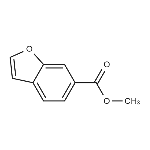 Methyl benzofuran-6-carboxylate