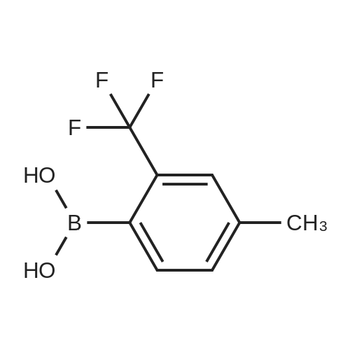 (4-Methyl-2-(trifluoromethyl)phenyl)boronic acid