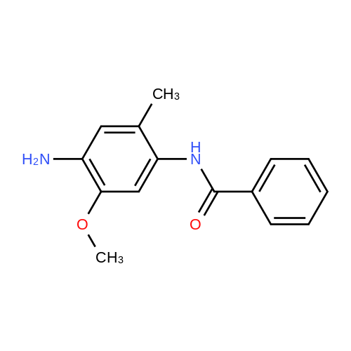 Chemical Structure| 99-21-8