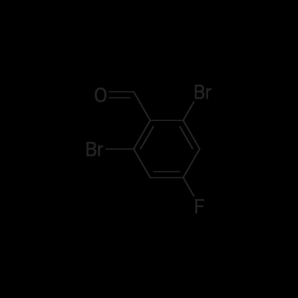 2,6-Dibromo-4-fluorobenzaldehyde