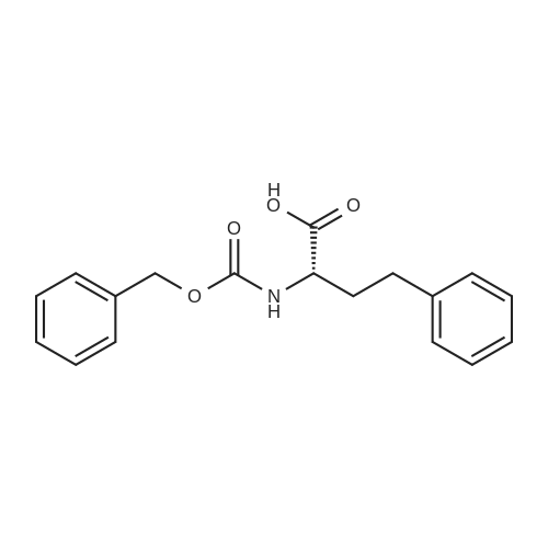(S)-2-(((Benzyloxy)carbonyl)amino)-4-phenylbutanoic acid