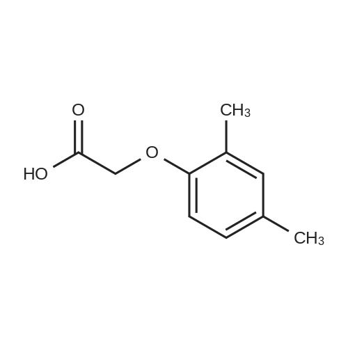 Chemical Structure| 13334-49-1