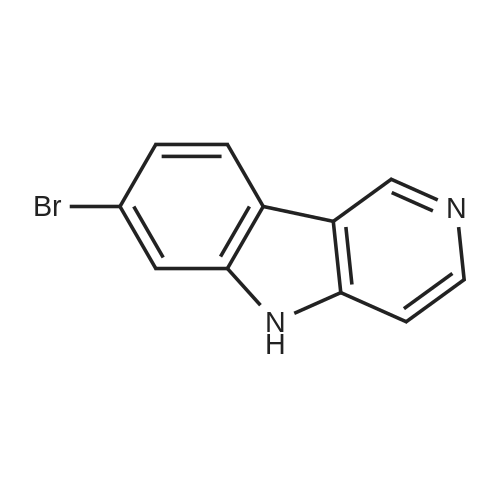 7-Bromo-5H-pyrido[4,3-b]indole