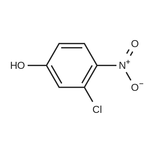 3-Chloro-4-nitrophenol