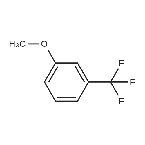 Chemical Structure  454-90-0
