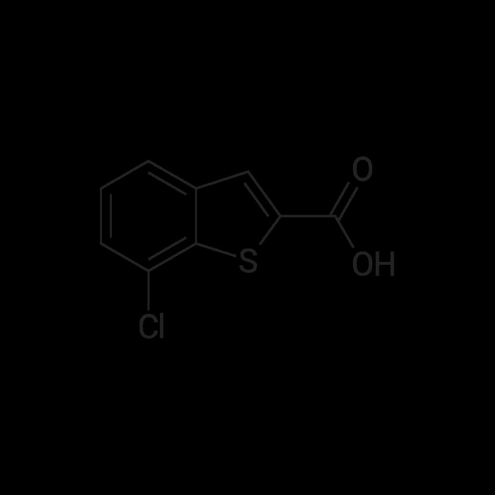 7-Chloro-1-benzothiophene-2-carboxylic acid