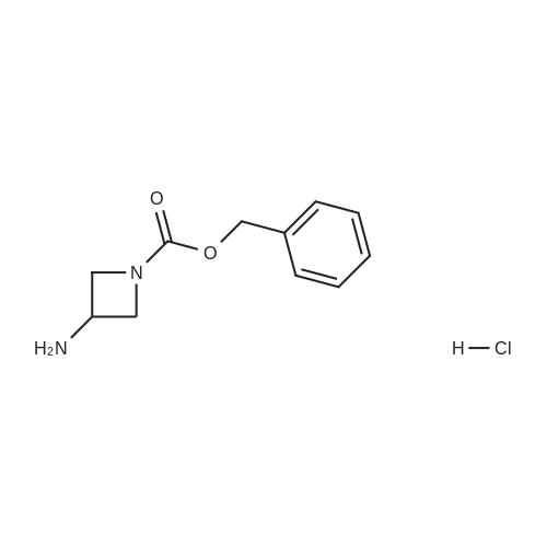 Benzyl 3-aminoazetidine-1-carboxylate hydrochloride