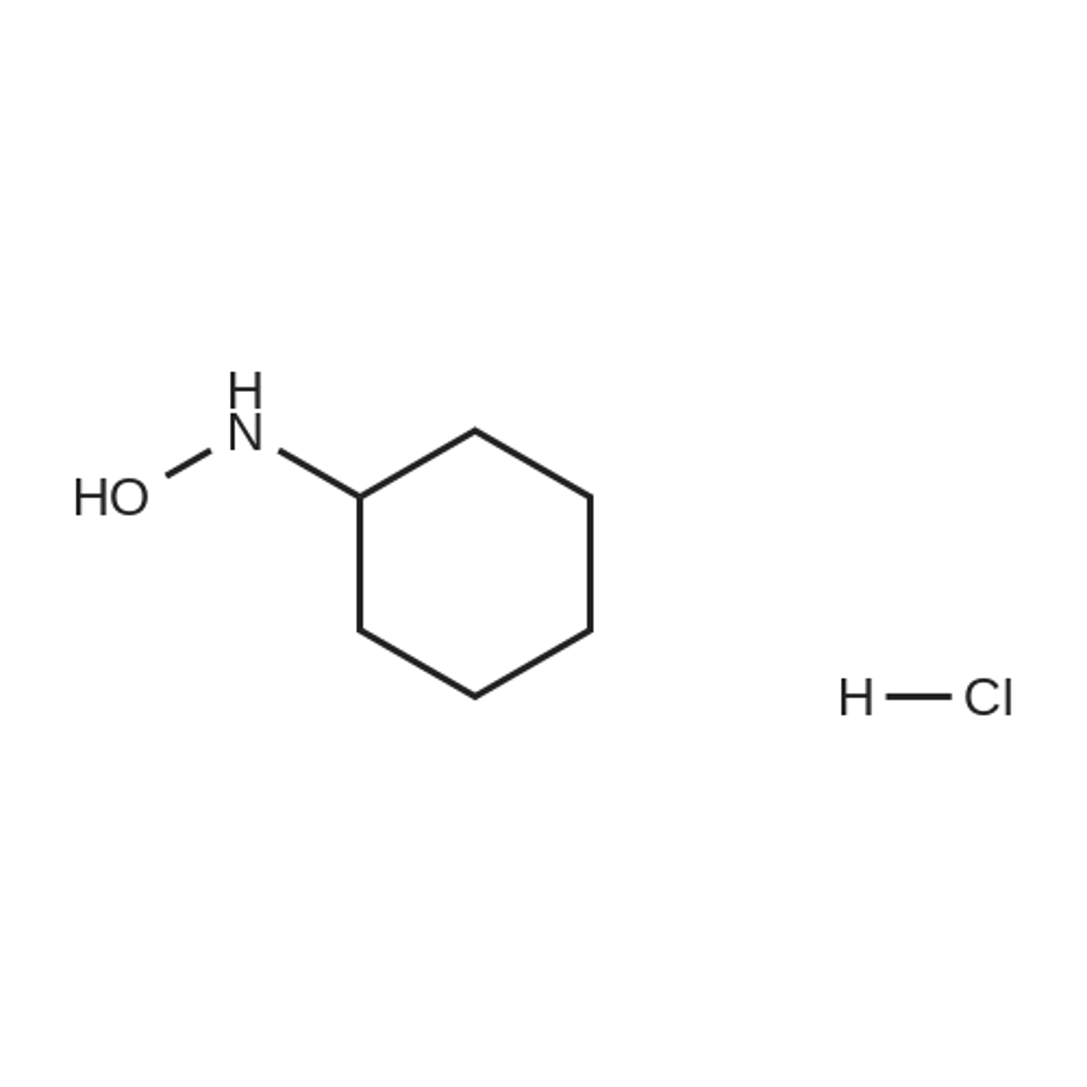 N-Cyclohexylhydroxylamine hydrochloride